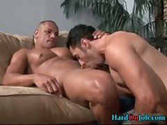Gianni And Jay Have Steamy Gay Sex At Work 4 By HardOnJob