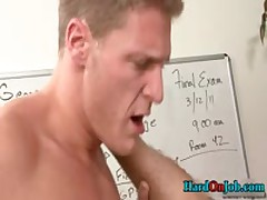 Dudes Sucking And Fucking At Work 5 By HardOnJob