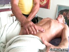 Hot Guy Get His Amazing Body Massaged And Cock Sucked 12 By GotRub