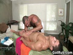 Fine Man Gets Superb Gay Rub 7 By GotRub