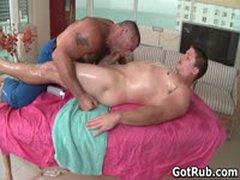 Guy Gets Best Gay Massage Every 5 By GotRub