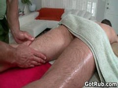 Guy Gets Best Gay Massage Every 14 By GotRub