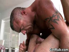 Hot Guy Get His Amazing Body Massaged And Cock Sucked 7 By GotRub