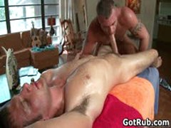 Dude Gets Super Hot Gay Massage 9 By GotRub