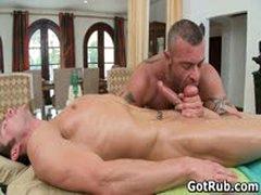 Super Sexy Guy Gets Fine Body Massages 13 By GotRub