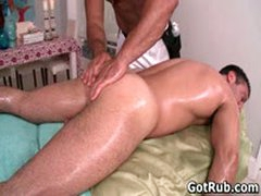 Hot Guy Get His Amazing Body Massaged And Cock Sucked 4 By GotRub