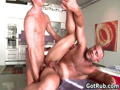 Hot Guy Get His Amazing Body Massaged And Cock Sucked 16 By GotRub
