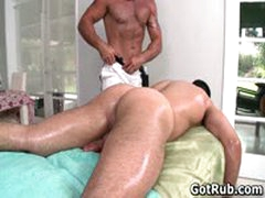 Hot Guy Get His Amazing Body Massaged And Cock Sucked 5 By GotRub