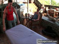 Dayton Connor Gets His Amazing Body Massaged 3 By MassageVictim