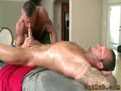 Guy Gets Ass Stuffed With Toy And Cock 11 By GotRub