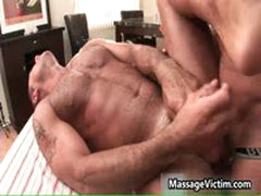 John Marcus Gets His Tight Ass Massaged 15 By MassageVictim