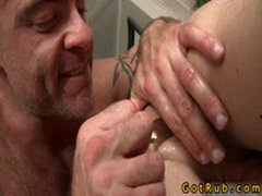 Tattooed Hunk Gets Anus Stuffed With Glass Toy 15 By GotRub