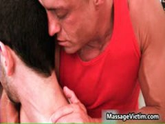 Jake Steel Get Shis Super Tight Body Massaged 5 By MassageVictim
