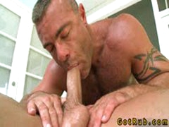Latin Hunk Gets Rimmed And Fucked 17 By GotRub