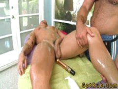 Latin Hunk Gets Rimmed And Fucked 15 By GotRub