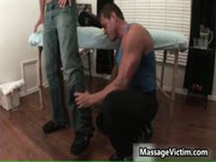 Park Wiley Gets Super Hot Gay Massage 3 By MassageVictim