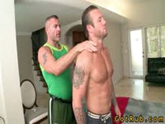 Guy Gets Ass Stuffed With Toy And Cock 3 By GotRub