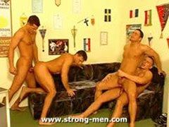 Orgy Hunks