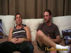 Hairy Muscle Bottom Takes It All