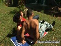 Outdoor Sex In The Sun