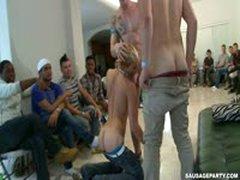 House Orgy!