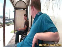 Young Gays Have Some Outdoor Anus Fucking 6 By Outincrowd