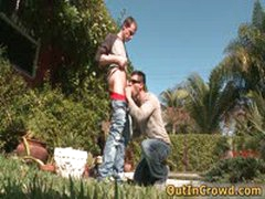 Joey Ray Gay Outdoor Fucking 2 By Outincrowd