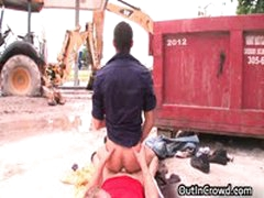 Dude Getting His Ass Fucked In Public 7 By OutInCrowd