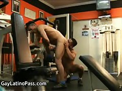 Arnold And Luke Hispanic Queer Fucked And Sucked 5 By GayLatinoPass