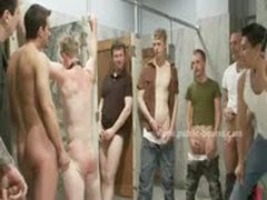 Sexy Man Taken By  By Gay Sado Maso Group Of Men And Fucked In Extreme Spanking Sex
