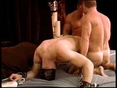 CBT First Timer Is A Hot Muscular Dude With Big Cock Is Put Through A Tough Testicle Punishment Rou