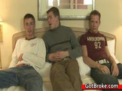 Broke Straight Cuty Sucks Gay Cock For Cash 6 By GotBroke
