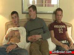 Broke Straight Cuty Sucks Gay Cock For Cash 6 By GotBroke