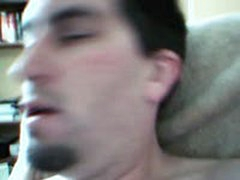 Str8 Guy Cumming, Eting Cum And Fucking Himself 2