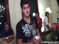 Fresh Straight College Guys Get Gay Hazing 29 By GotHazed
