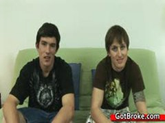 Straight Twink Dude Does Gay Sex For Cash 17 By GotBroke