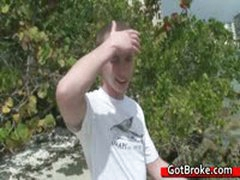 Straight Twink Dude Does Gay Sex For Cash 4 By GotBroke