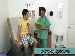 Kevin Gets His Penis And Tight Ass Examined By Doktor 13 By CollegeGayPhysical