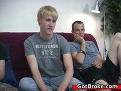 Aiden, Torin & Steve In Horny Gay Threesome 2 By GotBroke