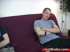 Aiden, Torin & Steve In Horny Gay Threesome 2 By GotBroke