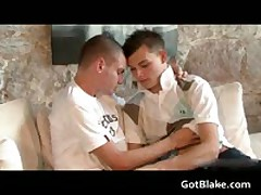 Leigh And Tony Having Gay Sex On Sofa 1 By Gotblake