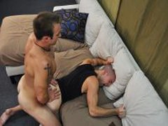 Tattooed Muscle Stud Gets His Revenge