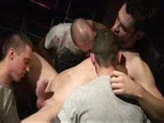 Sucked Off By 3 Guys - Hot