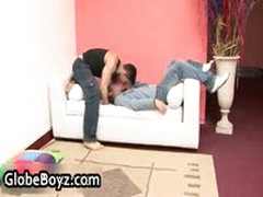 Horny Twink Gay Guys Fucking, Sucking, Wanking 25 By GlobeBoyz