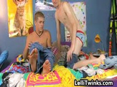 Amazing Twink Twinks Fucking And Sucking On Bed 48 By LolliTwinks