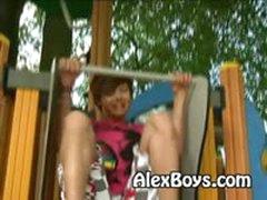 AlexBoys Dakota Shine Cute EMO Boy
