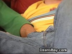 Kanyon Michaels And Jeffrey Cole Fucking And Sucking On Bed 2 By DeansBoy