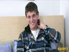 Masculine Twink Boy Tom