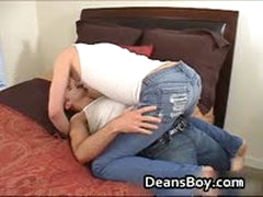 Dean And Kanyon Michaels Gay Twink Fucking And Sucking 2 By DeansBoy