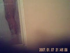 Spycam In Bathroom